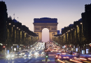 Fully Escorted Day Trip to Paris with Eurostar, luxury Paris coach tour and River Seine Cruise