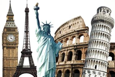 تور ایتالیا, سوئیس, فرانسه,  تور رم, پاریس