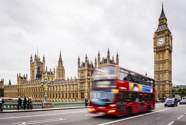 گشت شهری تور لندن + اتوبوس ویژه توریستی